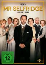 MR SELFRIDGE - STAFFEL 3 - DVD NEU OVP