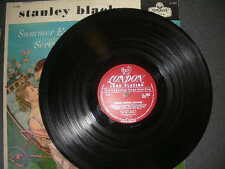 "Import Pop LP Stanley Black ""Summer Evening Serenade"" London VG+"