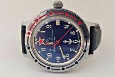 Vostok Komandirskie Automatic  Submarine Date 17 Jewels USSR Watch (20B)