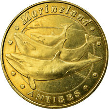 [#683256] France, Token, Antibes -  Marineland n°3, 2007, MDP, AU(55-58)