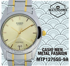 Casio Classic Series Men's Analog Watch MTP1275SG-9A