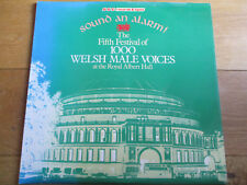 VARIOUS - SOUND AN ALARM! THE FIFTH FESTIVAL OF 1000 WELSH MALE VOICES -REC 267