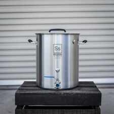 10 gal | Ss Brew Kettle - Ss Brewing Technologies Homebrew Beer Wine Moonshine