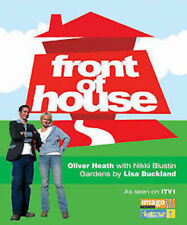 FRONT OF HOUSE __ OLIVER HEATH & LISA BUCKLAND __ HOUSE MAKEOVER __ BRAND NEW