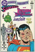 DC Comics Presents #59 : July 1983 : DC Comics