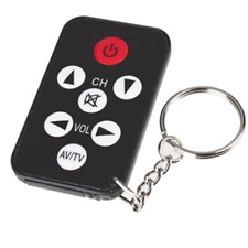 1pcs Universal Infrared IR TV Set 7 Keys Remote Control Controller New