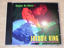 Freddie King/Boogie On Down : The Essential Collection Volume 1/1998 CD Album