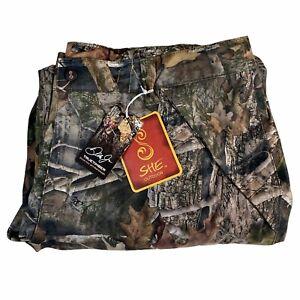 SHE Outdoor Women's True Timber Kanati Hunting Fleece Lined Pants Size 2XL NWT!
