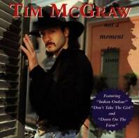 Not a Moment Too Soon - Audio CD By TIM MCGRAW - VERY GOOD