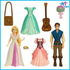 Disney Tangled Rapunzel Deluxe Figure Fashion Set Flynn Rider brand new in box