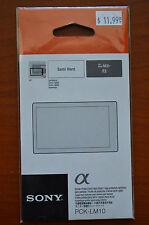 Sony Screen Protector Semi Hard Sheet PCK-LM10 NEX-F3