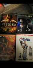 Vin diesel dvd movies (Pitch Black, Riddick, Xxx, The Pacifier)