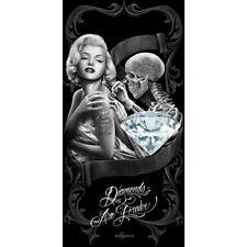 "DGA design 100% Cotton 30"" x 60"" Beach Towel - Monroe Diamond"