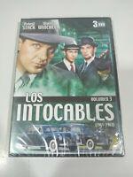 Los Intocables Serie TV Volumen 3 1961-1962 - 3 x DVD Español Ingles Nueva