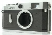 *EXC+5/READ* Canon P 35mm Rangefinder Film Camera Body Screw Mount from JAPAN