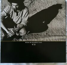 U2 With Or Without You 12'' Single 2017
