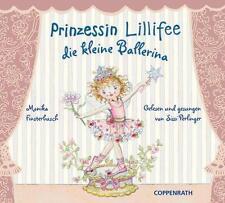 Prinzessin Lillifee, die kleine Ballerina von Monika Finsterbusch (2007)