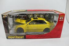 JADA IMPORT RACER LEXUS IS-300 KIT Yellow 1/24