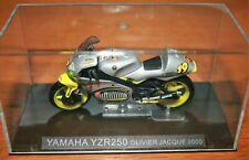 OLIVIER JACQUE YAMAHA YZR250 2000 1:24 IXO Motorbike - Rare