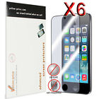 6pcs Anti Glare Matte Finishing LCD Screen Protector Apple iPod Touch 5 5th Gen