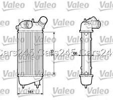 CITROEN C3 2002-2005 Intercooler VALEO 1.4L 16V HDi