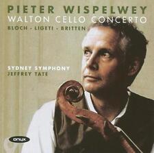Walton: Cello Concerto (CD, Dec-2011, Onyx (Classical Label))