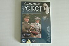 POIROT COLLECTION.THE MYSTERIOUS AFFAIR AT STYLES. DAVID SUCHET. DVD.USED.VGC.