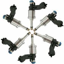 Set of 6pcs Fuel Injectors for Chevrolet Camaro Traverse GMC Acadia 3.6 12638530