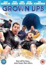 GROWN UPS NEW REGION 2 DVD