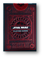 Star Wars Playing Cards Red Poker Spielkarten Cardistry