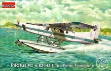 PILATUS PC-6 B2/H4 TURBO PORTER  FLOATPLANE (U.S. MKGS) 1/48 RODEN