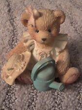 Cherished Teddies ~ Planting the Seed of Friendship ~ Month June Figurine