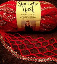 Premier Starbella Flash Ruffle Scarf Yarn Sashay Net Mesh Lace New