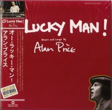 ALAN PRICE - O Lucky Man! Original Soundtrack ( MINI LP AUDIO CD + POSTER )