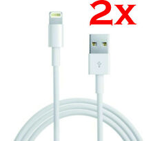 2x Original Lightning Ladekabel für iPhone 6 iPhone 5 iPhone 7 USB Kabel WOW