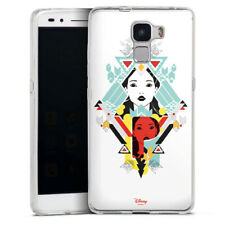 Huawei Honor 7 Silikon Hülle Case Handyhüle - Pocahontas