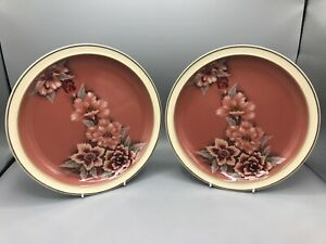 Denby Damask Dinner Plates x 2 (10 More Available)