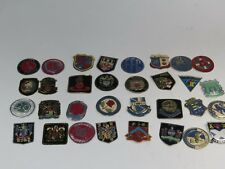 ESSO FOIL FOOTBALL CLUB BADGES 1970s Unused Selection Available NOT A PIN BADGE