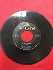 Rock 45 Herman'S Hermits - No Milk Today / There'S A Kind Of Hush On Mgm