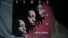 "Aswad, 54 46 was my number 7"",ex/vg"