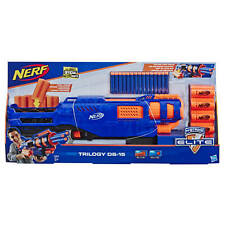 Nerf N-Strike Elite Trilogy DS-15 Blaster - Blau/Orange