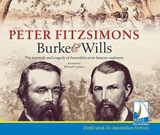 Peter FITZSIMONS / BURKE & WILLS      [ Audiobook ]