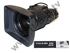 Canon YJ12x6,5B4 KRS SX12 - IF 12x,6,5-78 mm,1:2,0