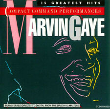 Marvin Gaye - Compact Command Performances: 15 Greatest Hits R&B/SOUL/FUNK/ROCK