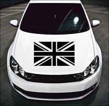 LARGE Union Jack Flag Car Bonnet Car Vinyl Graphic Sticker Van Panel Decal 17