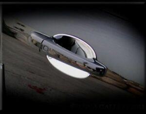 Jaguar XK & XKR Chrome Door Handle Inner Cups 2pc kit (2007-2014)