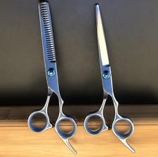 2X Salon Professional Barber Hair Cutting Thinning Scissors Shears