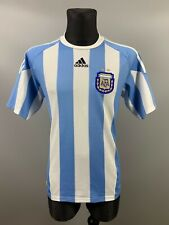 ARGENTINA 2010/2011 HOME FOOTBALL SOCCER SHIRT JERSEY ADIDAS ADULT SIZE M