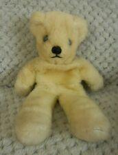 "Vintage Chad Valley Teddy Bear années 1950 Yeux Bleus 9"" hygiénique Toys"