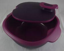 Tupperware C 190 WarmieTup Warmie Tup Behälter 2,25 l Lila / Dunkellila Neu OVP